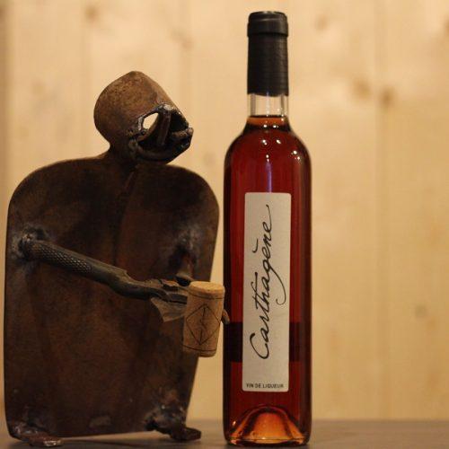 cartagène, vin de liqueur